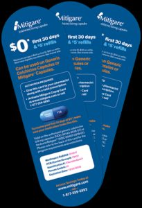 Mitigare® True Blue Savings