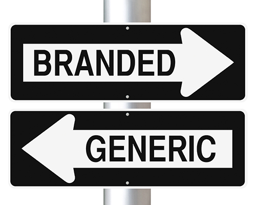 generic vs brand-name drugs